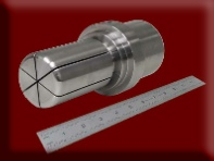 2000 Series - expanding mandrel for short length parts